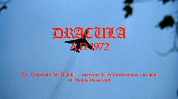 Header Critique : DRACULA 73 (DRACULA AD 72)