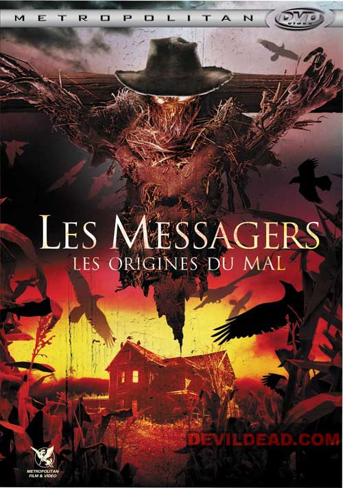 Home Darcy Fowers Messengers The Scarecrow Dvd
