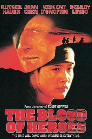THE BLOOD OF HEROES DVD Zone 1 (USA)