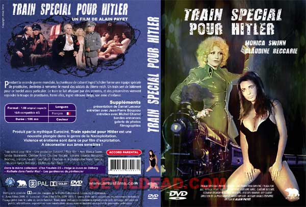 TRAIN SPECIAL POUR HITLER DVD Zone 2 (France)