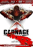 CARNAGE (THE BURNING) - Critique du film