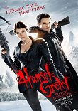 HANSEL AND GRETEL : WITCH HUNTERS - Teaser Poster