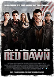 RED DAWN (2010)- Poster