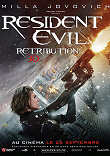 RESIDENT EVIL : RETRIBUTION - Poster