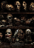 TEXAS CHAINSAW 3D - Teaser Poster