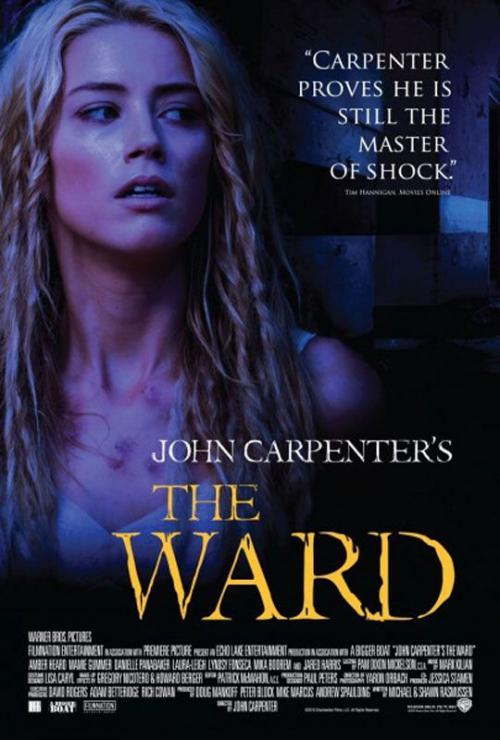 The Ward - John Carpenter 11698-1