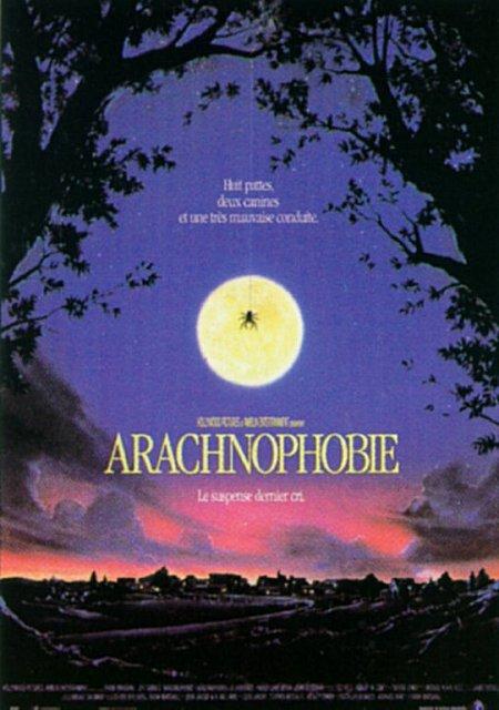 arachnophobia 1990 posters amp lobby cards dvd
