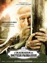 IMAGINARIUM OF DOCTOR PARNASSUS - Christopher Plummer Poster
