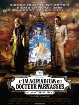 IMAGINARIUM OF DOCTOR PARNASSUS - Poster final