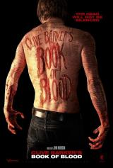 BOOK OF BLOOD - UK Poster