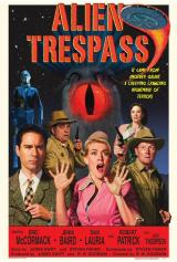 ALIEN TRESPASS - US Poster