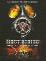 FIRST STRIKE (2009) - Poster