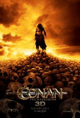 CONAN THE BARBARIAN (2011) - Teaser Poster