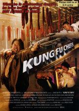 KUNG FU CHEFS - Poster