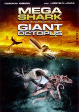 MEGA SHARK VS. GIANT OCTOPUS  - Poster