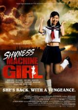 SHYNESS MACHINE GIRL - Poster