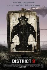 DISTRICT 9 - Poster 3