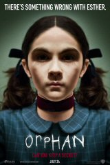 THE ORPHAN (2009) - Teaser Poster