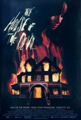 THE HOUSE OF THE DEVIL (2009) - Poster