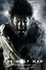 THE WOLFMAN (2010) - Teaser Poster