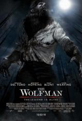 THE WOLFMAN (2010) - Teaser Poster 2
