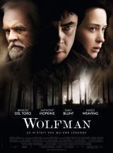 THE WOLFMAN (2010) - Poster fran�ais