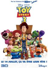 TOY STORY 3 - Poster fran�ais