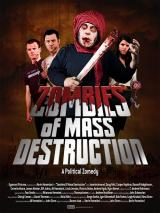 ZMD : ZOMBIES OF MASS DESTRUCTION - Poster
