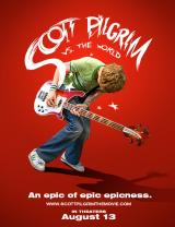 SCOTT PILGRIM VS. THE WORLD - Teaser Poster