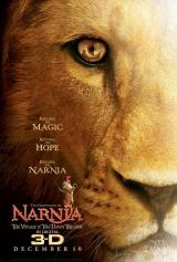 CHRONICLES OF NARNIA : THE VOYAGE OF THE DAWN TREADER - Teaser Poster