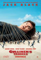 GULLIVER'S TRAVELS (2010) - Poster