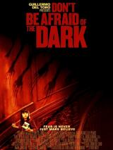 DON'T BE AFRAID OF THE DARK  (2010) - Poster