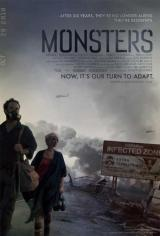 MONSTERS (2010) - Poster