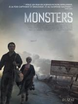 MONSTERS (2010) - Poster fran�ais