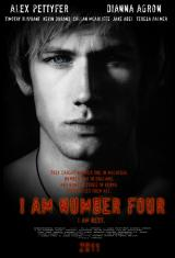 I AM NUMBER FOUR - Teaser Poster