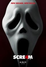 SCREAM 4 - Teaser Poster