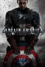 CAPTAIN AMERICA : THE FIRST AVENGER - Teaser Poster