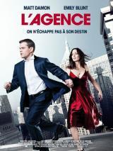L'AGENCE (THE ADJUSTMENT BUREAU) - Poster