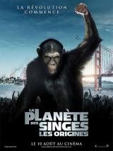 La plan�te des singes:  origines - Poster