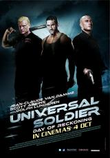 UNIVERSAL SOLDIER : DAY OF RECKONING - Poster 2