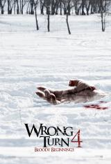 WRONG TURN 4 - Poster