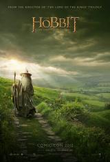 THE HOBBIT : AN UNEXPECTED JOURNEY - Teaser Poster