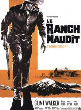 LE RANCH MAUDIT - Poster