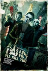 PARIS I'LL KILL YOU - Teaser Poster 2