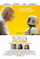 ROBOT AND FRANK - Poster