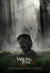 WRONG TURN 5  - Poster