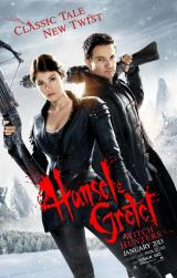 HANSEL AND GRETEL : WITCH HUNTERS - Teaser Poster 2