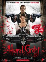 HANSEL AND GRETEL : WITCH HUNTERS - Poster