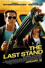 THE LAST STAND (2013) - Poster