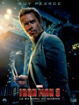 IRON MAN 3 - Aldrich Killian Poster